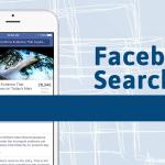 Le novità nella Facebook Search