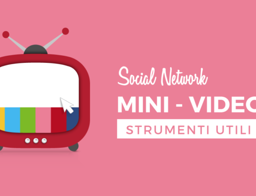 Mini video per i social network, 3 strumenti per crearli