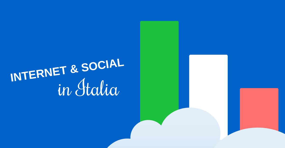 Internet social in italia