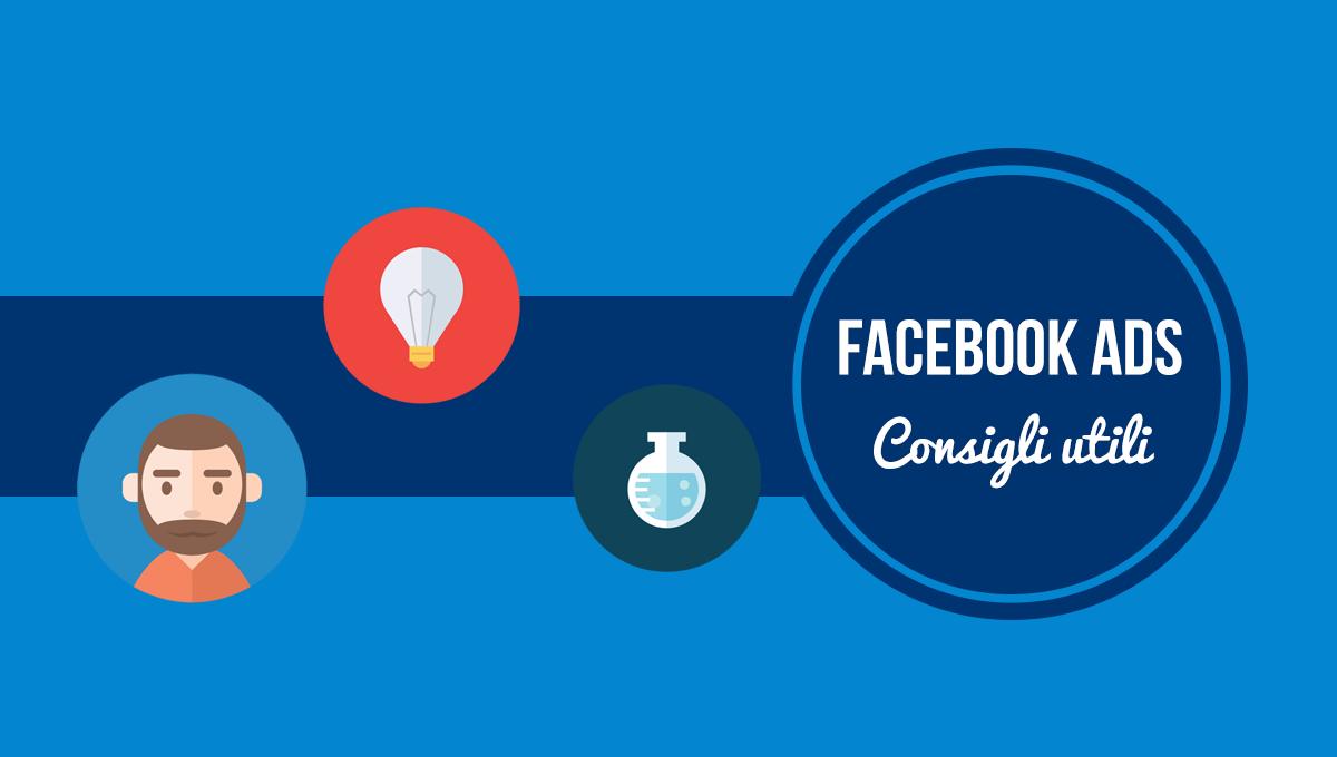 consigli facebook ads