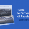 Tutte le dimensioni di Facebook [2018]